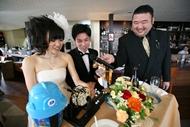 結婚式二次会会場