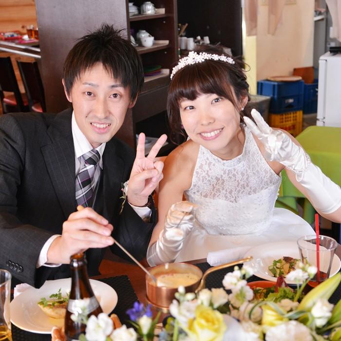 急増!海外挙式からのお披露目会&少人数制の家族婚が人気です。
